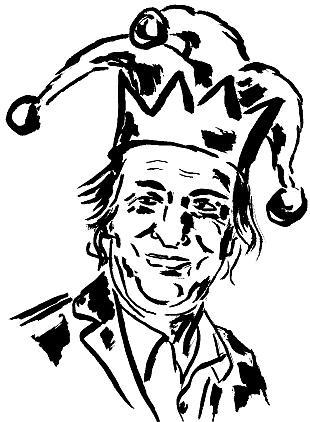 BOLEK POLÍVKA: Já su valašskí král i šašek.